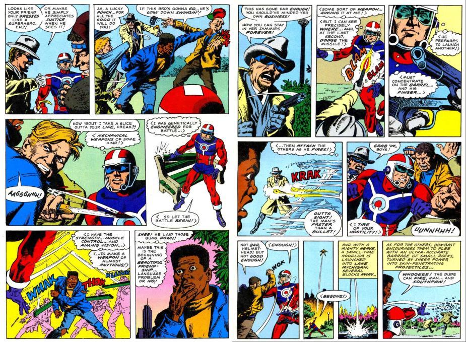 Jack Kirby s Bombast #1 - Page 10