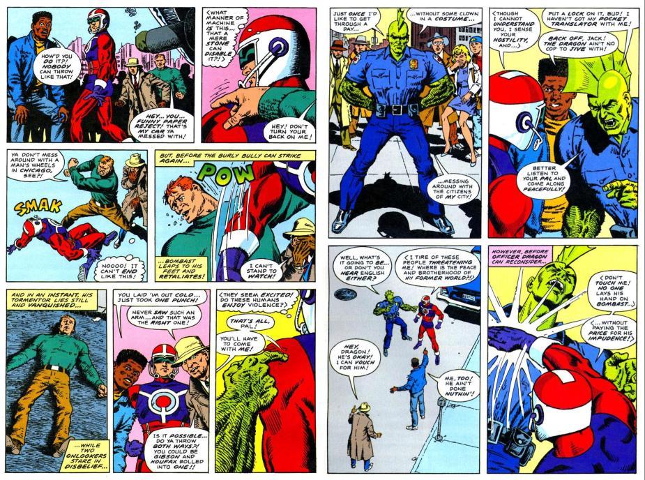 Jack Kirby s Bombast #1 - Page 14