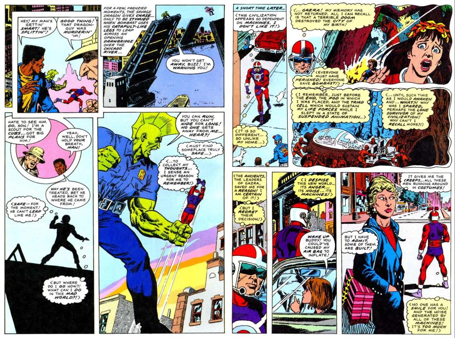 Jack Kirby s Bombast #1 - Page 18