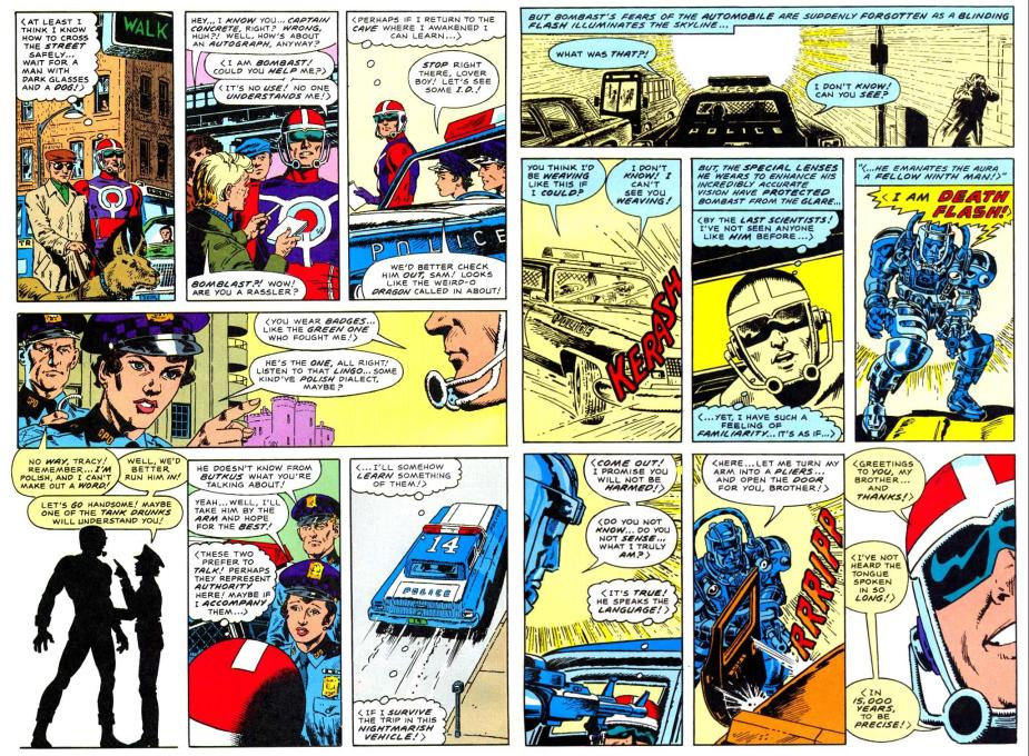 Jack Kirby s Bombast #1 - Page 20
