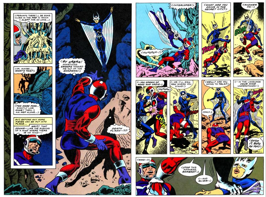 Jack Kirby s Bombast #1 - Page 28