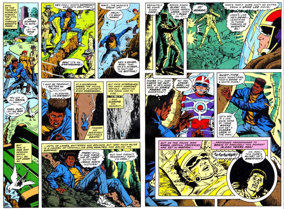 Jack Kirby s Bombast #1 - Page 4