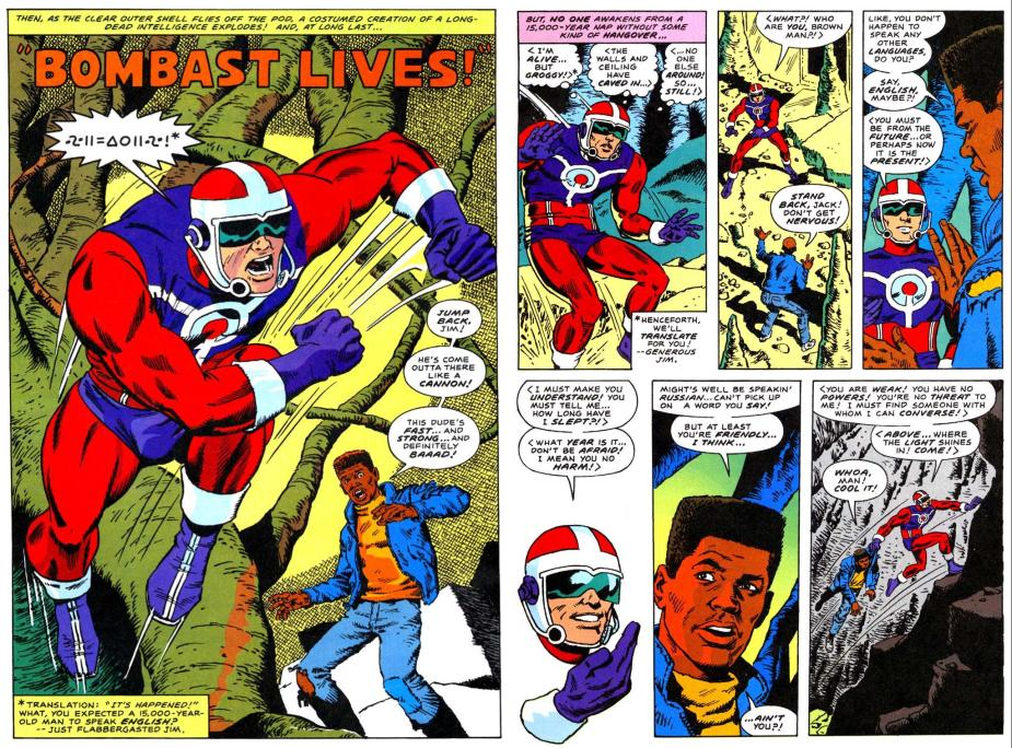 Jack Kirby s Bombast #1 - Page 6