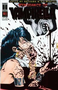 Vengeance of Vampirella  #1 - Page 1