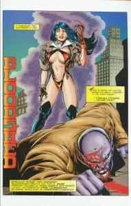 Vengeance of Vampirella  #1 - Page 5