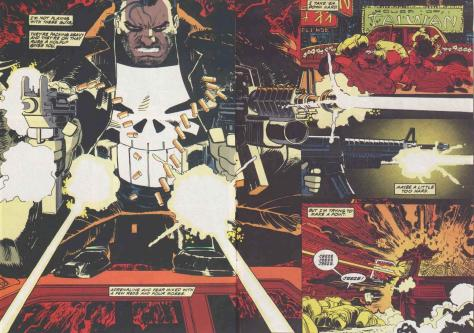 243 The Punisher War Zone #1 - Page 19