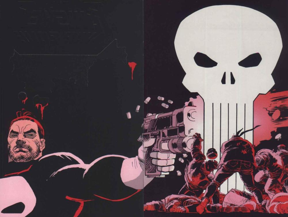 The Front Line is Everywhere- Punisher:  War Zone #1 (3/6)