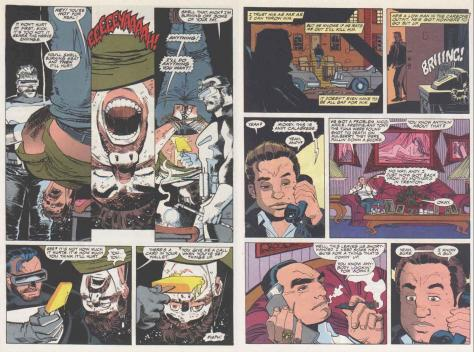 243 The Punisher War Zone #1 - Page 22