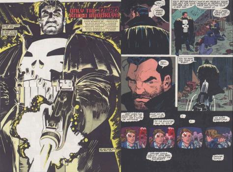 243 The Punisher War Zone #1 - Page 5