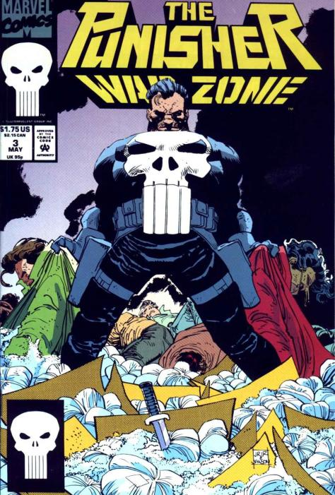255 The Punisher War Zone #3 - Page 1