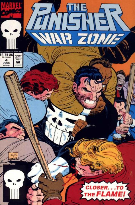 260 The Punisher War Zone #4 - Page 1
