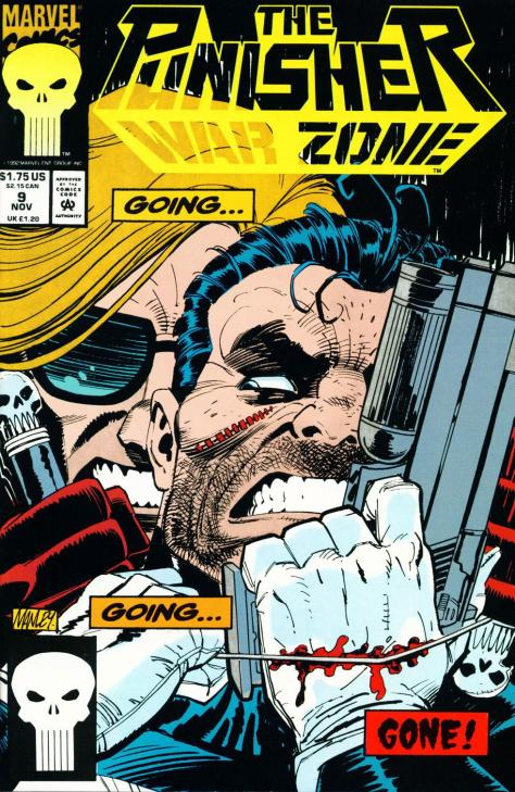 292 The Punisher War Zone #298 - Page 1