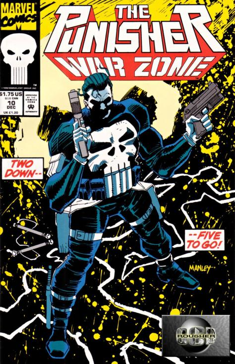 301 The Punisher War Zone #10 - Page 1