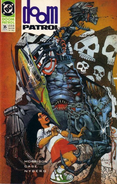 Doom Patrol V2 #35 - Page 1