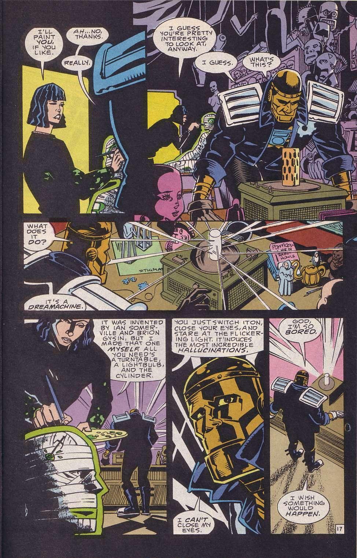 Doom Patrol The Unspoken Decade 90 S Comic Book Blog Extraordinaire