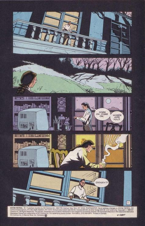 Doom Patrol V2 #35 - Page 2