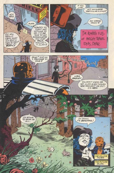 Doom Patrol V2 #46 - Page 11