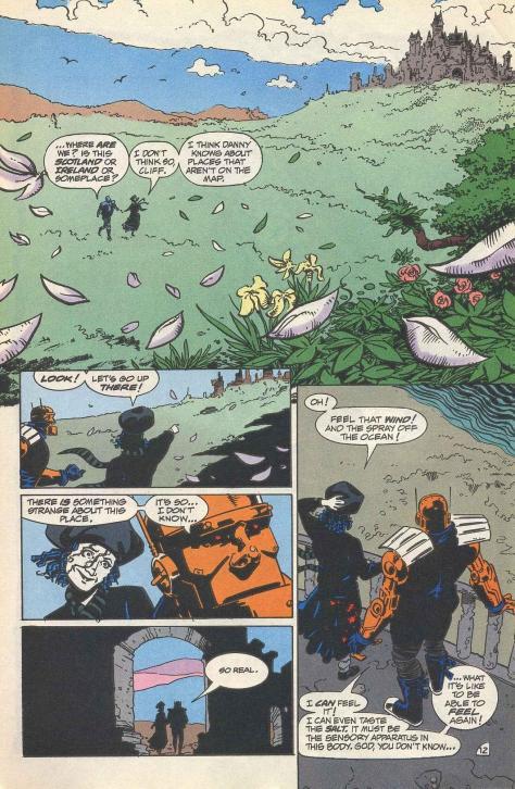 Doom Patrol V2 #46 - Page 13