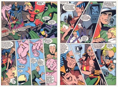 Justice Society of America V2 #10 (1993) - Page 6