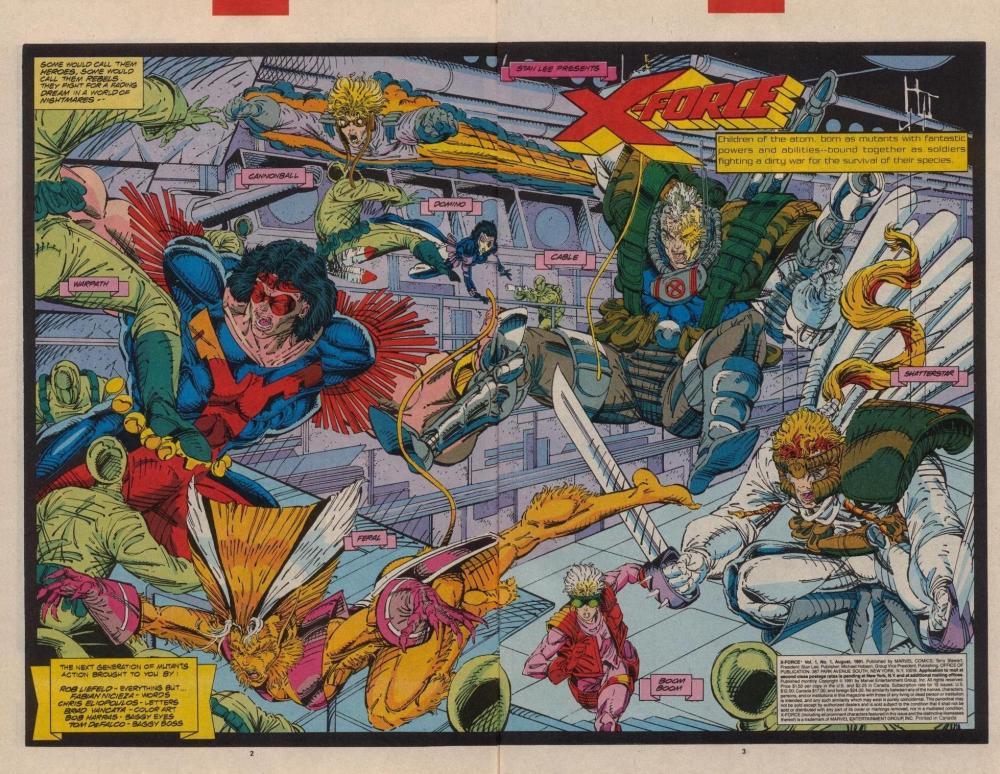 Mutants, Guns, and a Pariah (5/6)