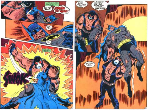 Batman - Knightfall #232 - Page 42