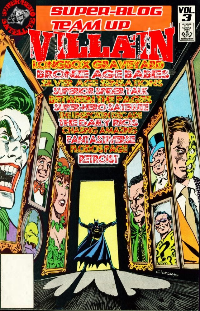 Super-Blog Team Up Presents-GODKILLERS:  Doomsday & Bane! (1/6)
