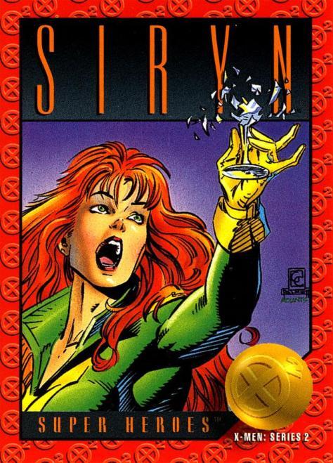 siryn card