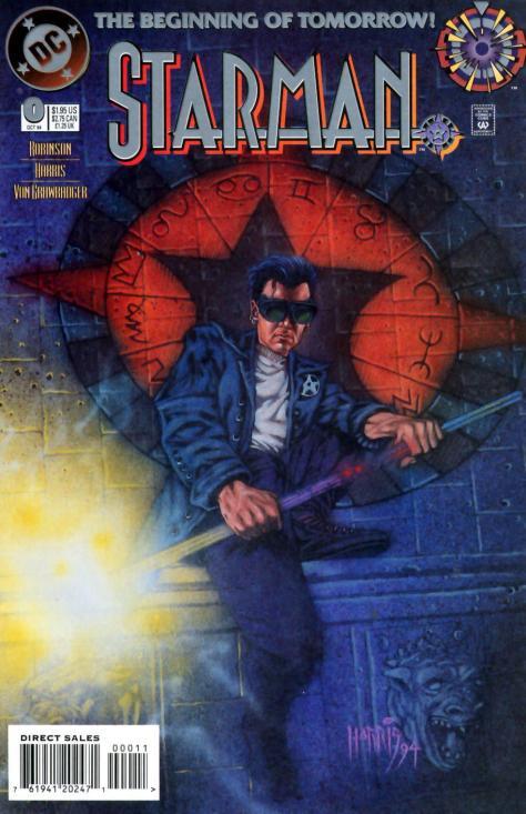 Starman V2 #0 (1994) - Page 1