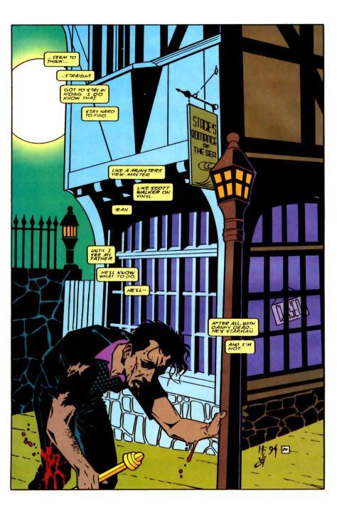 Starman V2 #0 (1994) - Page 25