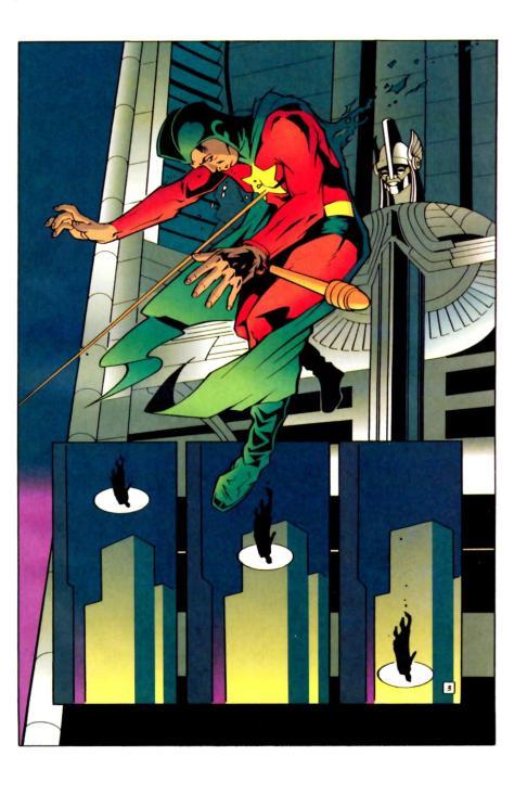 Starman V2 #0 (1994) - Page 4