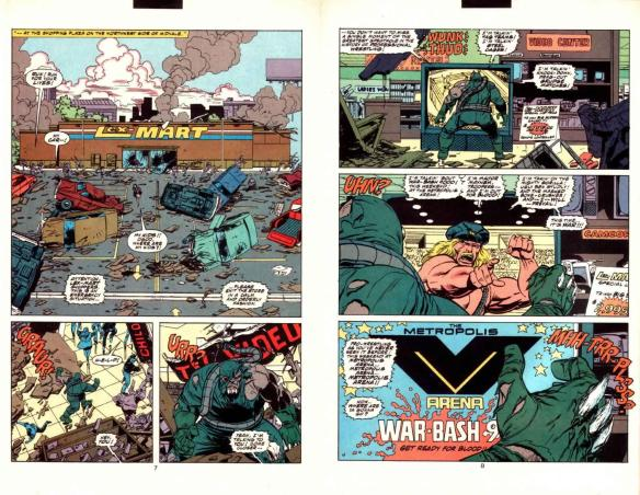 The Death and Return of Superman #1992 (1993) - Page 109