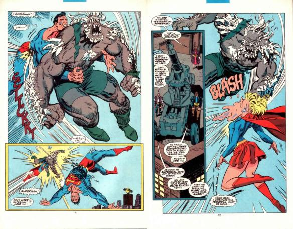 The Death and Return of Superman #1992 (1993) - Page 138