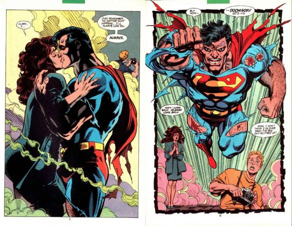 The Death and Return of Superman #1992 (1993) - Page 154