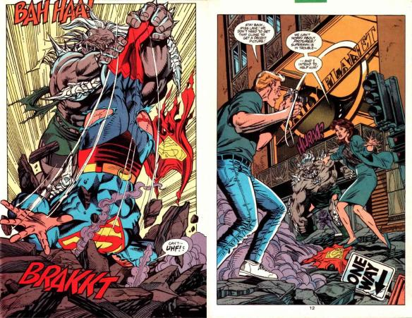 The Death and Return of Superman #1992 (1993) - Page 158