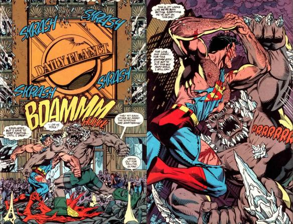 The Death and Return of Superman #1992 (1993) - Page 166