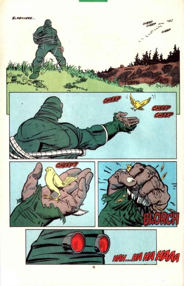 Super-Blog Team Up Presents-GODKILLERS:  Doomsday & Bane! (3/6)