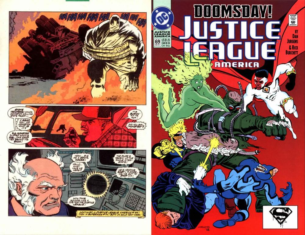 Super-Blog Team Up Presents-GODKILLERS:  Doomsday & Bane! (4/6)
