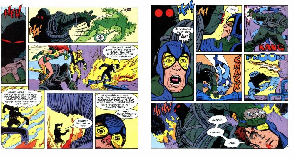 Super-Blog Team Up Presents-GODKILLERS:  Doomsday & Bane! (6/6)