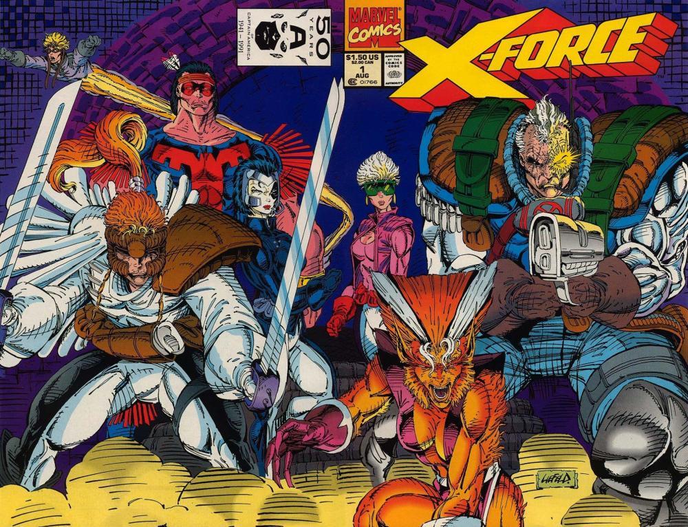 Mutants, Guns, and a Pariah (1/6)