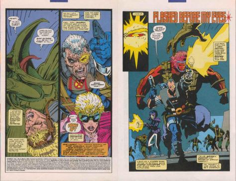 X-Force #8 - Page 2