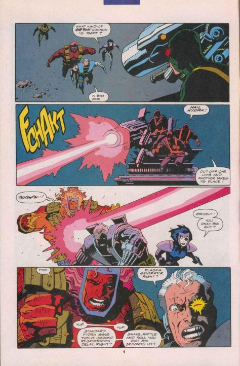 X-Force #8 - Page 5