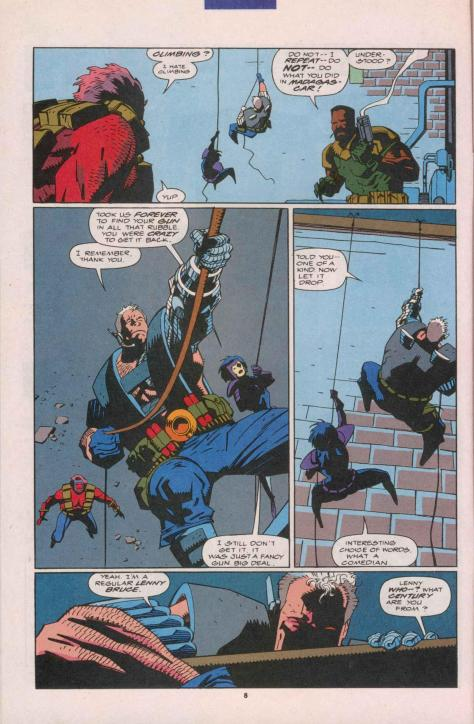 X-Force #8 - Page 7