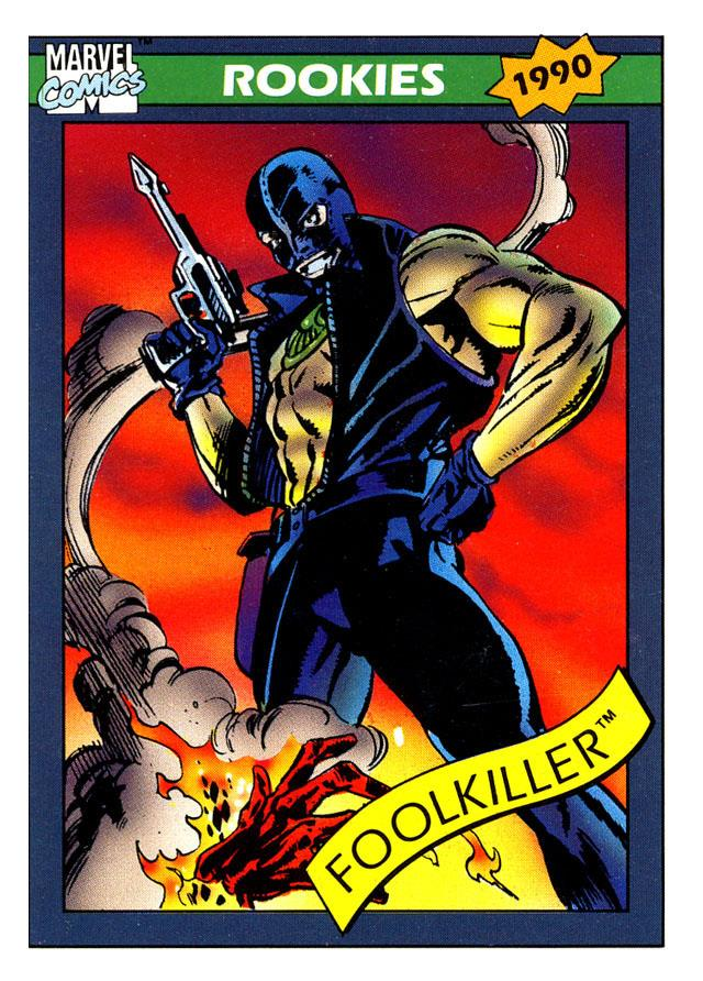 Marvel Trading Card Gallery! (4/6)
