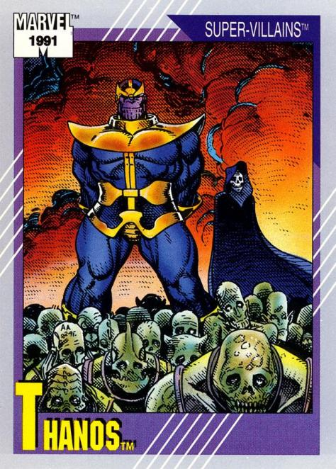 Marvel Universe Trading Cards - Series II (1991) - Page 169