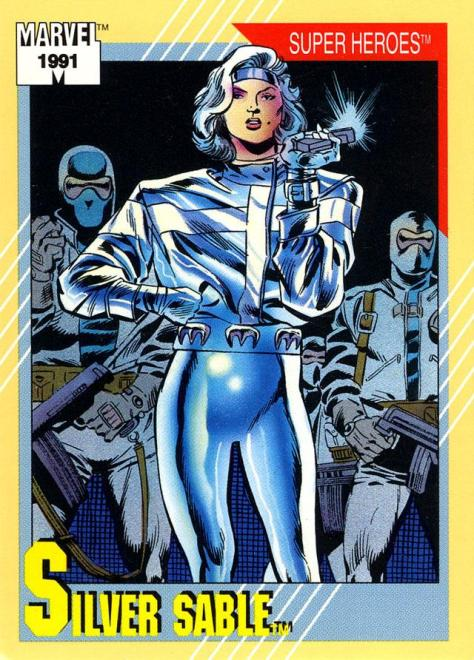 Marvel Universe Trading Cards - Series II (1991) - Page 41