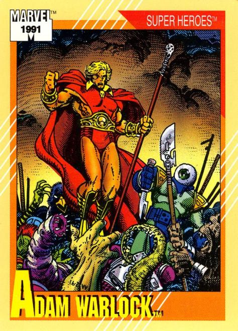 Marvel Universe Trading Cards - Series II (1991) - Page 57
