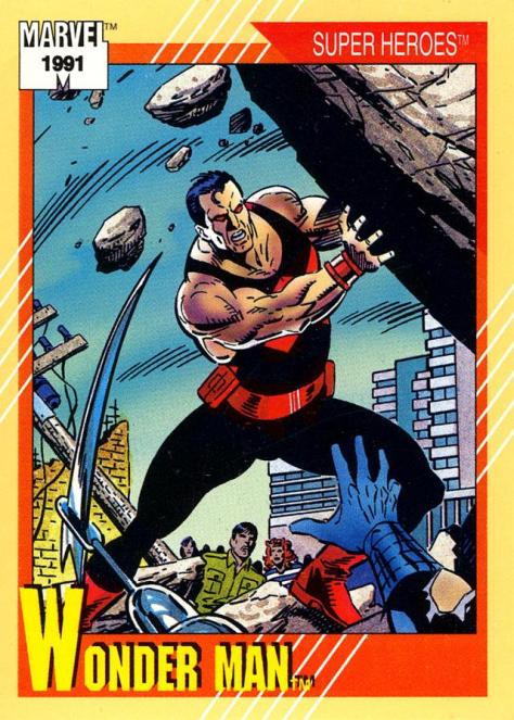 Marvel Universe Trading Cards - Series II (1991) - Page 59