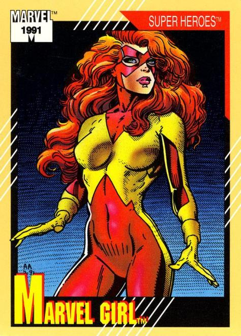 Marvel Universe Trading Cards - Series II (1991) - Page 7