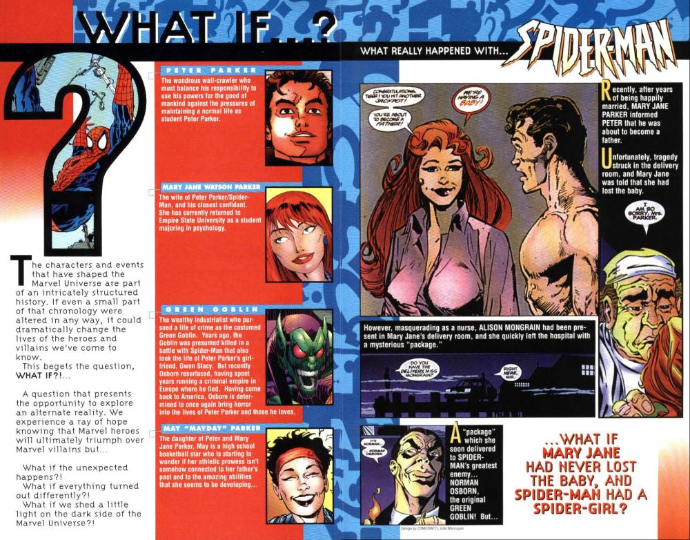The World You Have Always Known is Born-MC2 Part 1...SPIDER-GIRL!!! (6/6)