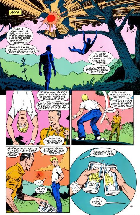 Animal Man #1 (1988) - Page 18